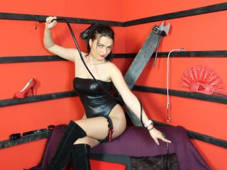 Get spanked by Mistress.