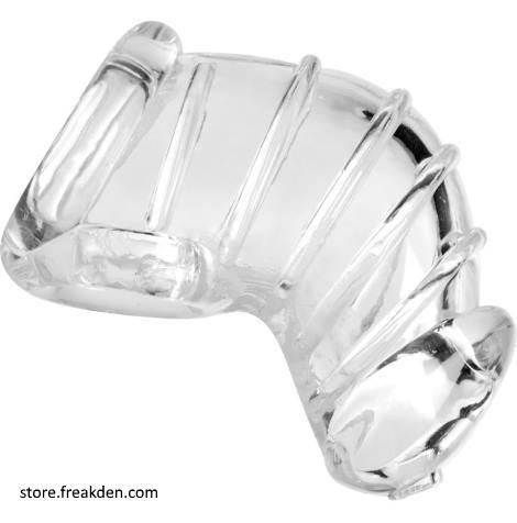 Cheap chastity device for newbies.